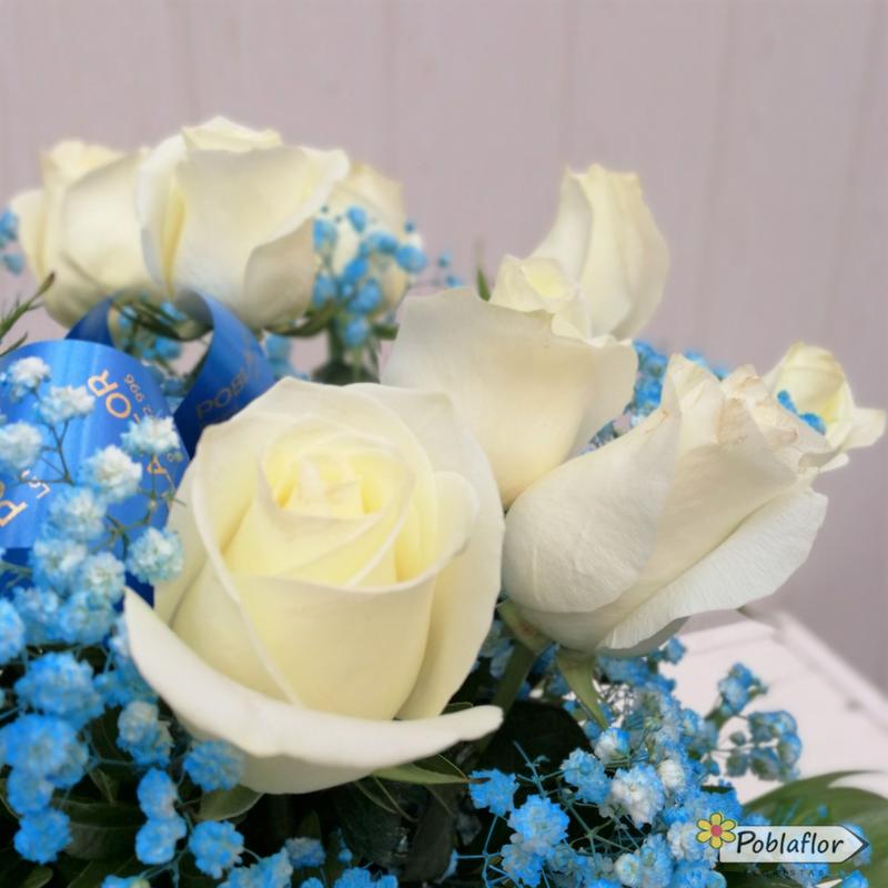 rosa blnaca paniculata zaul
